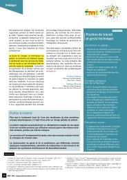 Ondes de choc radiales (RSWT) - Salon Rééduca