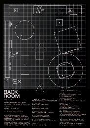 Back Room Plan - Meiré