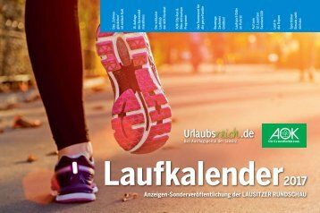 Laufkalender 2017