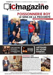 POISSONNERIE ROY - Magazine - Pays Royannais - ICI Magazine