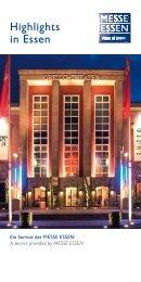 Evening entertainment - Messe Essen
