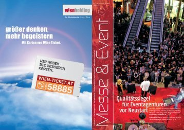 inwien.at magazin - bei Messe & Event