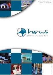 EVENTSTRETCHER Flyer Alle Produkte im Überblick