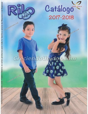 #583 Rilo Shoes Catalogo 2017