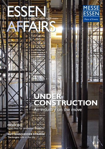 Issue 2/2007 - Messe Essen