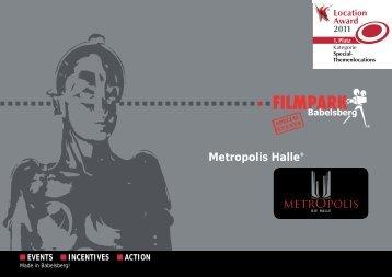 Metropolis Halle® Metropolis Halle®
