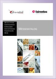 MESSEKATALOG - Call a Cocktail