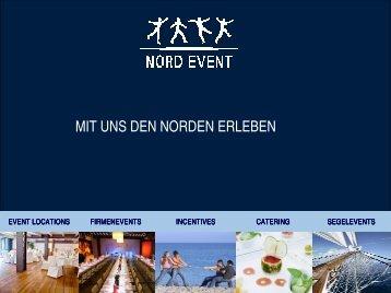 Unternehmensportrait Nord Event GmbH - Perspektive Mittelstand