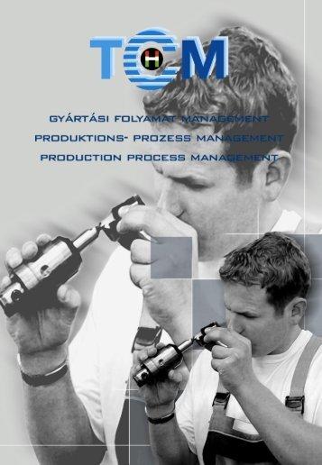 Production Process Management