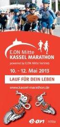 lauf für dein leben - Kassel Marathon