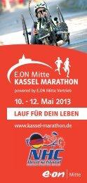 LAUF FÜ - Kassel Marathon