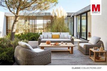 MANUTTI Outdoor catalogue 2017 CLASSIC
