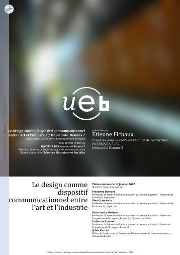 Le design comme dispositif communicationnel entre l'art et l'industrie