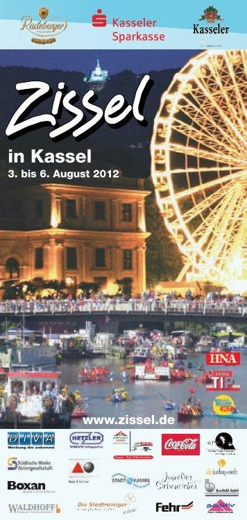 in Kassel - Zissel