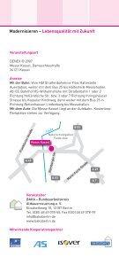 BAKA FORUM Praxis Altbau on tour - Seite 6