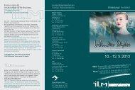 Einladung | Invitation - Messe Offenbach