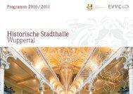 Javo 10-11 RZ - Historische Stadthalle Wuppertal