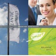 Tagungs Directory SMART - Tagen und Feiern - ATLANTIC Hotels