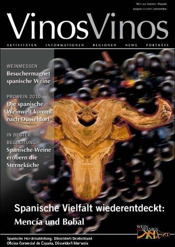spanische Weine in bester begleitung - Wein aus Spanien