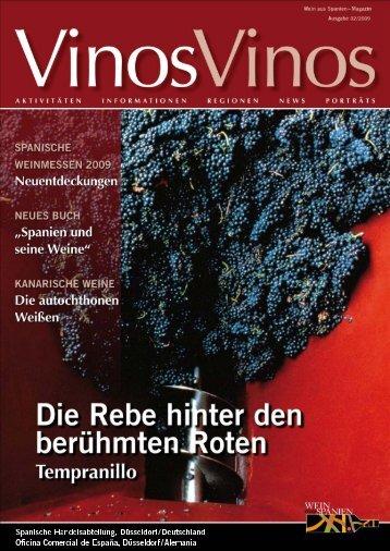 Deutsche handelspartner gesucht - Wein aus Spanien
