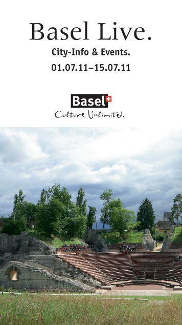 Ab in die Antike! - Basel Live