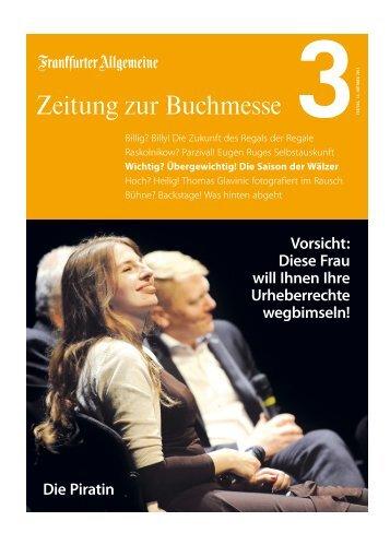 Ausgabe von Freitag, 14. Oktober - FAZ.net