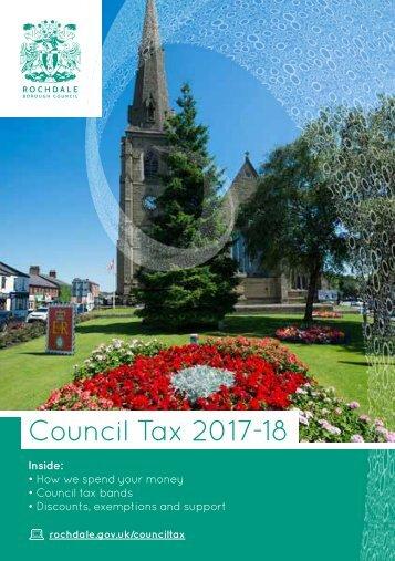 Council Tax 2017-18