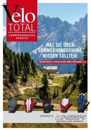 Der VeloTOTAL - Sommerhandschuh-Berater für den Radfahrer