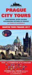 Martin Tour Prague Summer 2017