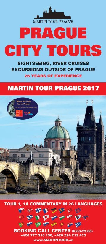 Martin Tour Prague Summer 2017