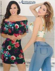 #577 Adriana Jeans Ropa para Mujer Pantalones Colombianos