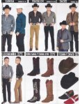 #575 Montero Jeans and Boots Botas y Ropa - Page 2