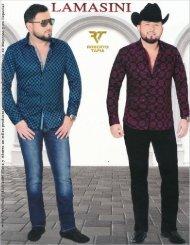 #577 Lamasini Jeans Ropa para Caballeros y Botas Exoticas