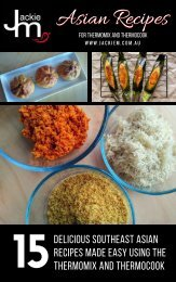 Asian Recipes for Thermocook and Thermomix