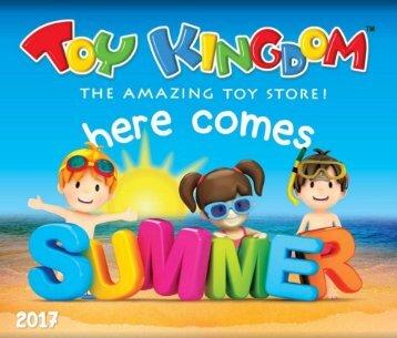 TOY KINGDOM CATALOG 2017