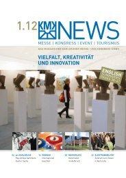 vielfalt, kreativität und innovation - Karlsruher Messe- und Kongress ...