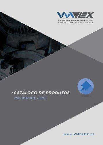 VMFLEX - CATÁLOGO DE PRODUTOS / PNEUMÁTICA / EMC