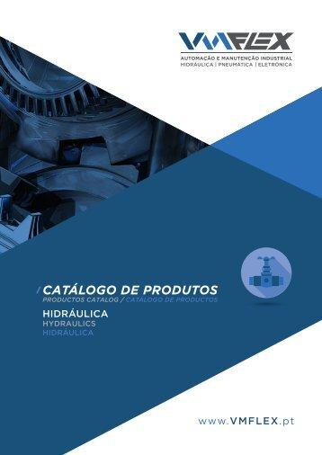 CATÁLOGO DE PRODUTOS - HIDRÁULICA