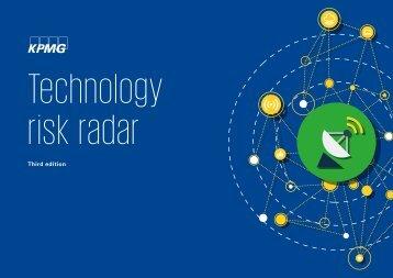 Technology risk radar