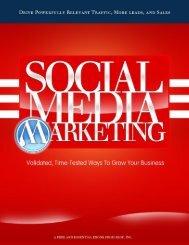 social media marketing αγγλικα