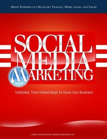 social media marketing αγγλικα