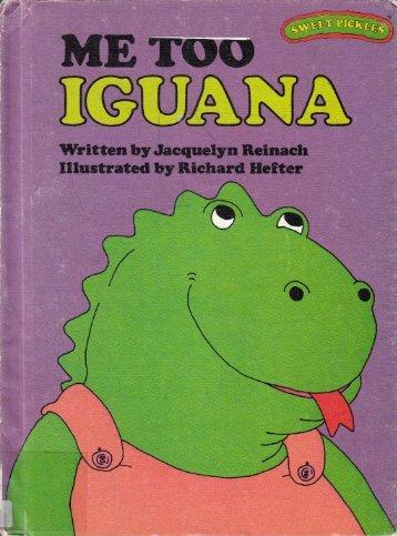 I - Me too Iguana