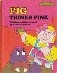 P - Pig Thinks Pink