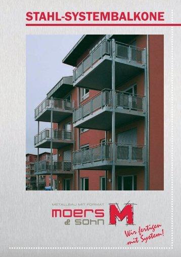 Moers-Metallbau_8s Sept2011.indd - bei Metallbau Moers & Sohn