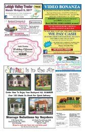 Lehigh Valley Trader March 16-April 5, 2017 issue