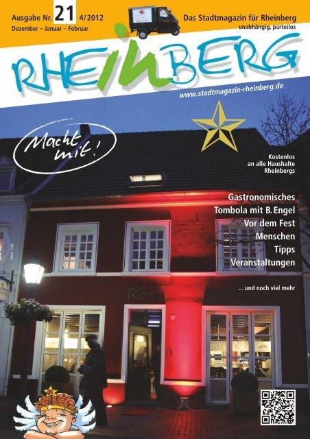 Stadtmagazin Rheinberg