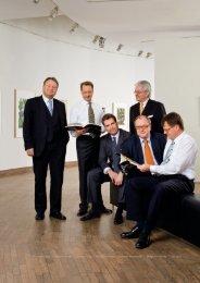 Vorstand und Aufsichtsrat (pdf) - Berliner Volksbank