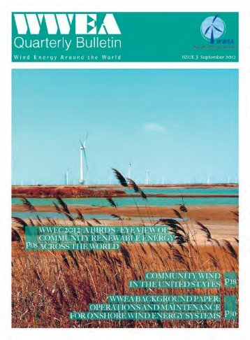 to download the bulletin as PDF - World Wind Energy Association