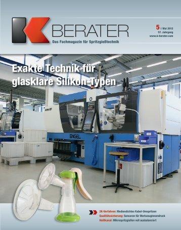 Starke Technik für empfindliche Teile - STARLIM Spritzguss GmbH