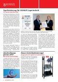 Intensive Händlerschulungen bei SCHULTE Lagertechnik - Seite 2